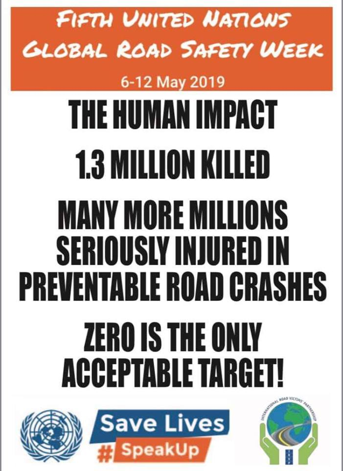 global road safety week